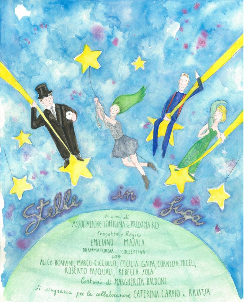 spettacolo teatrale per bambini a milano