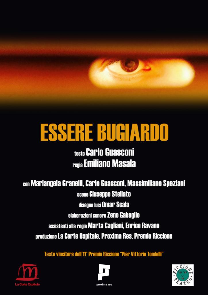 Essere Bugiardo di Carlo Guasconi